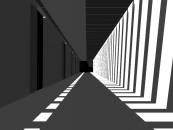 interior oscuro